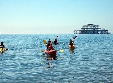 Brighton Canoes