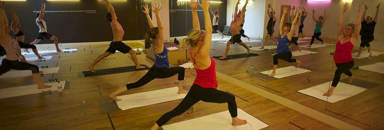 Yoga and Zumba